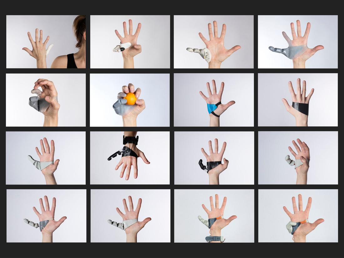 a4851bc34 Dani Clode Design. The Third Thumb ...
