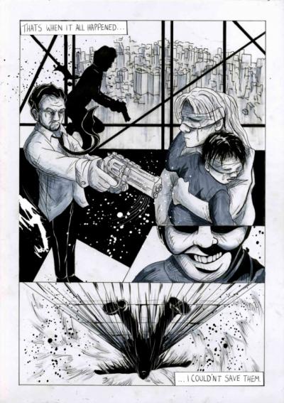 Dan Morris Illustrations