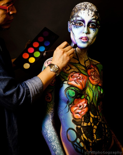 Fantasy Body Art