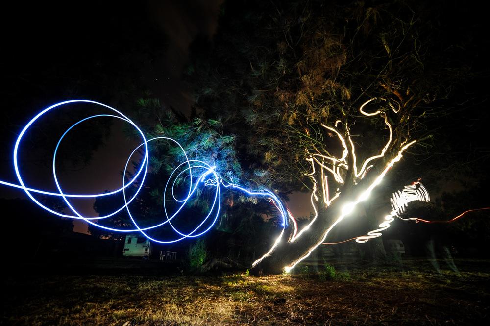 Florian Fouchet - LightPainting