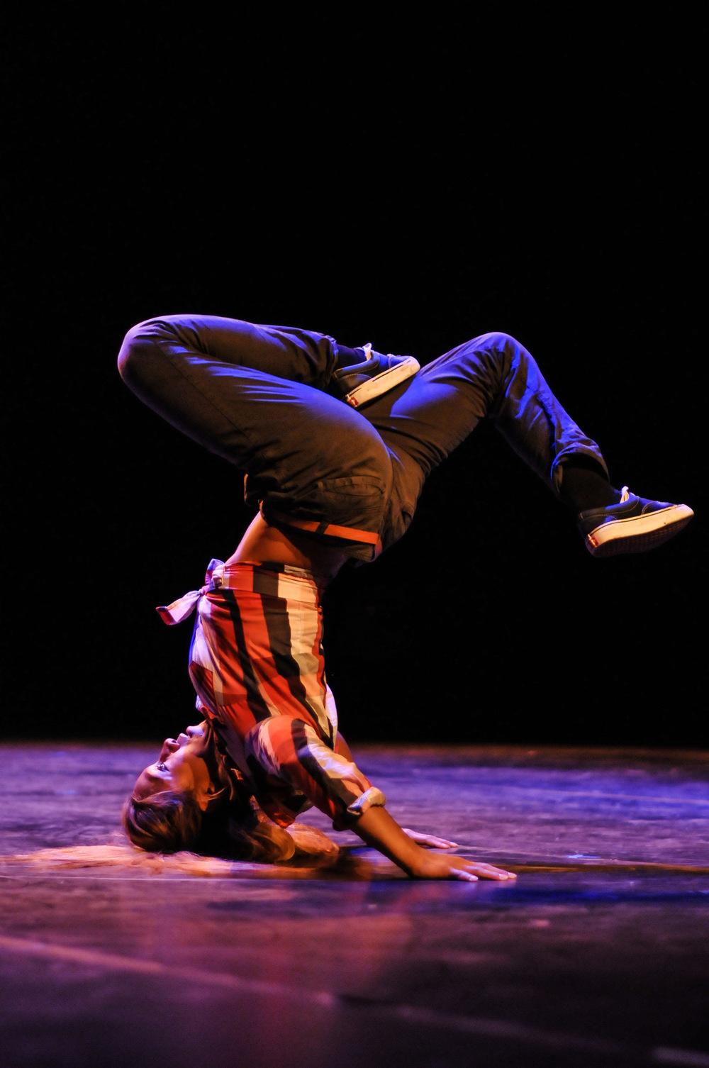 Florian Fouchet - Danse