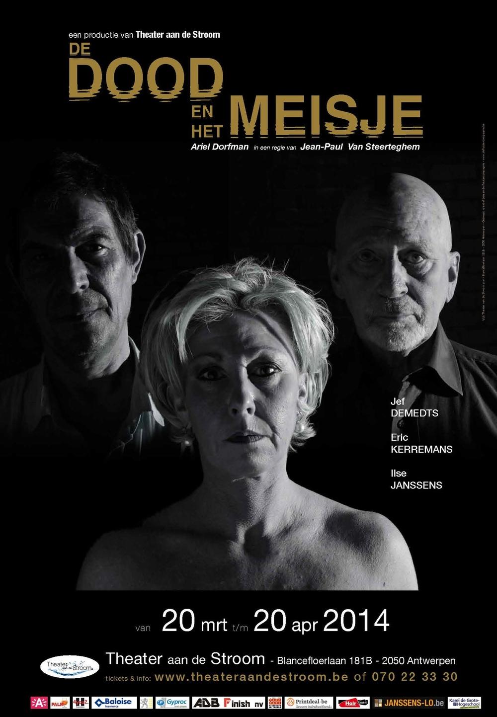 ilse hendrickx - Theatre