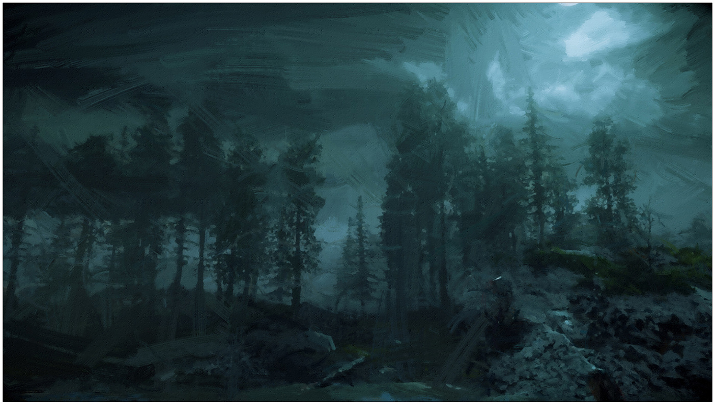 Anthony gabriel Gauci - Landscapes