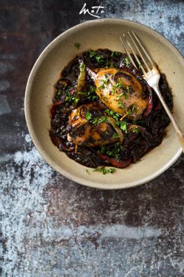 hors série mer bretons en cuisine