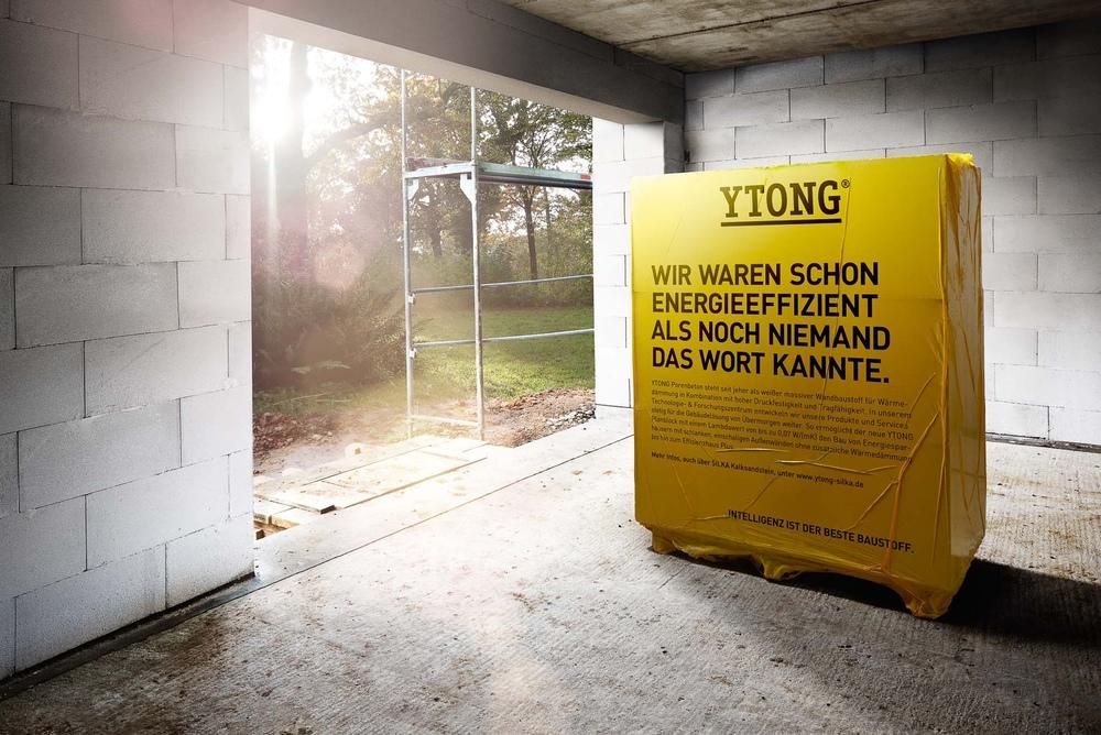 Thomas Ebert - Ytong + Multipor Campaign, Client Xella