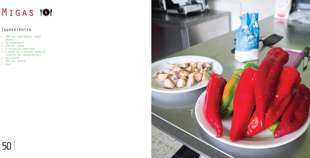 Peter Baeten - Multicultural Cookbook 'Alles op...Je bord!'