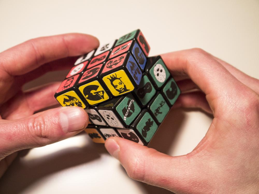 Peter Baeten - Wubik's Cube