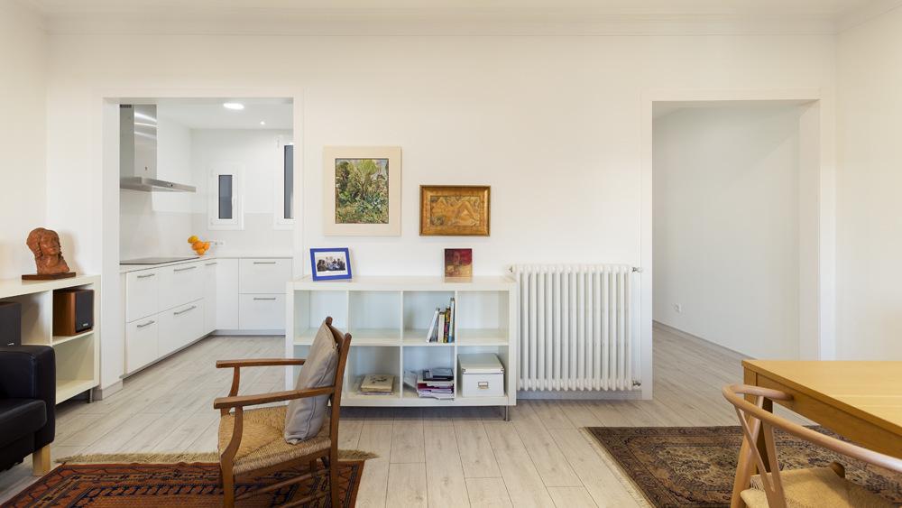 Anna Pericas - Apartment renovation in Gràcia