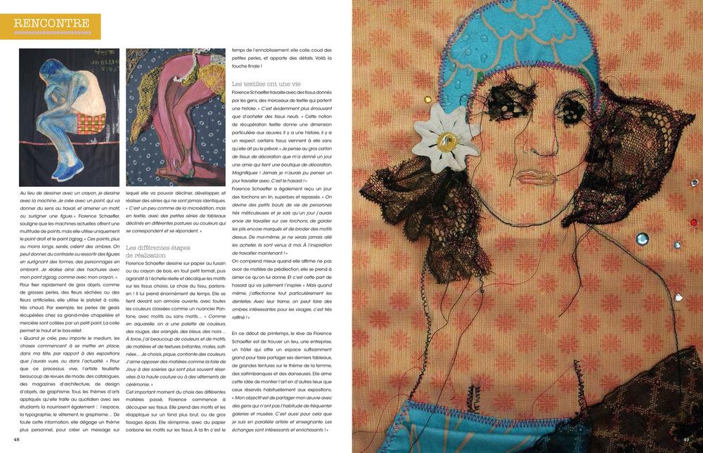 Laurence REVERSEAU - Florence Schaeffer