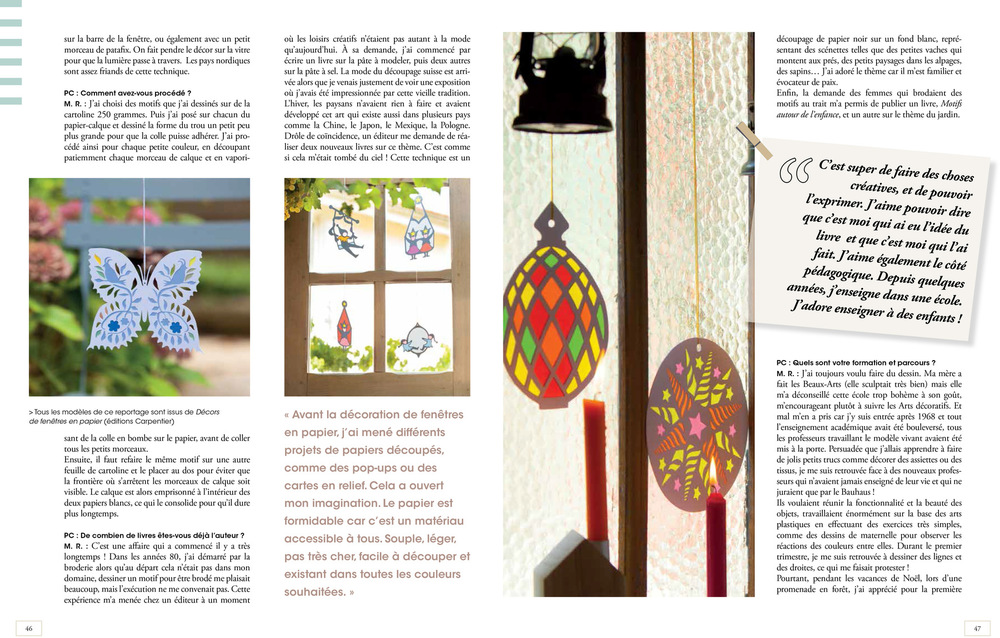 Laurence Reverseau Muriel Revenu Find Creatives