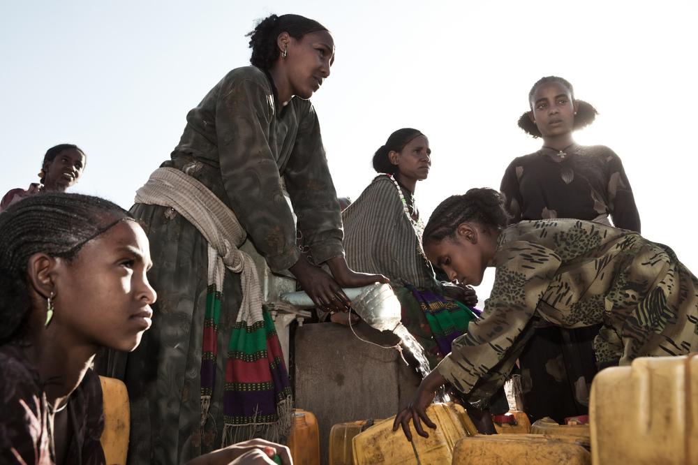 Barbara Dombrowski - Wasser wirkt…..Äthiopien