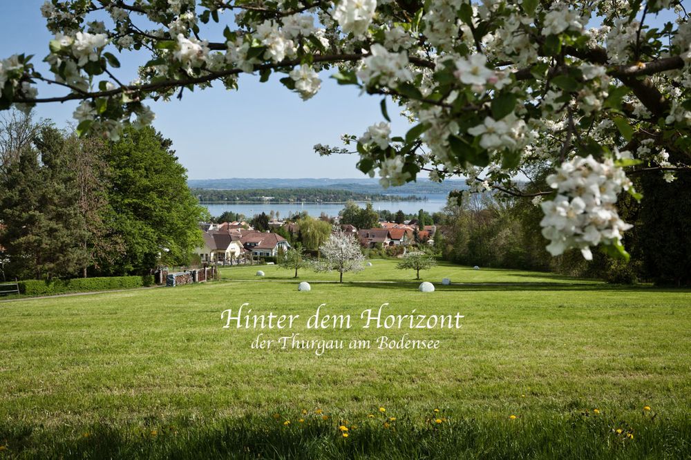 Barbara Dombrowski - Hinter dem Horizont_der Thurgau