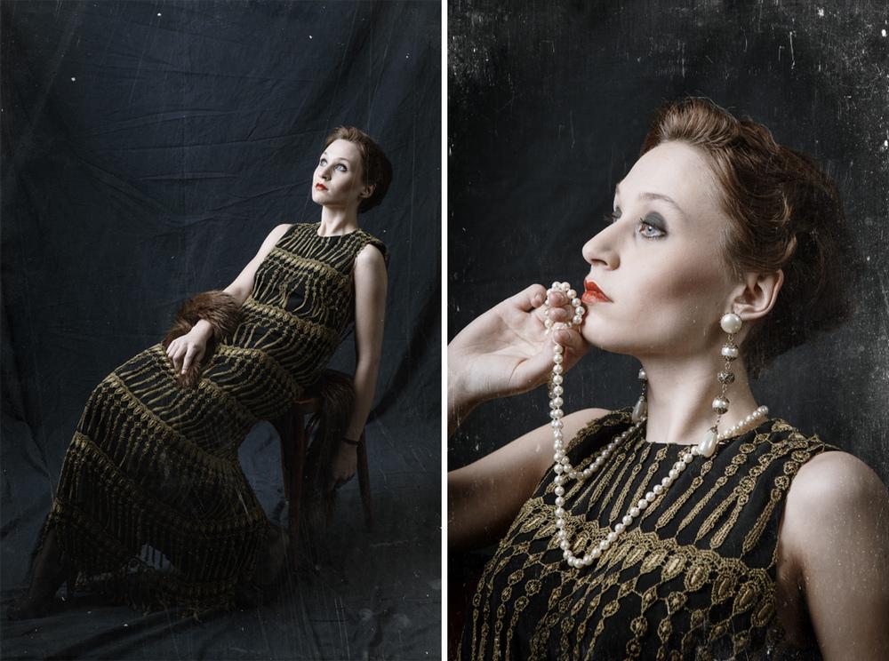 Barbara Dombrowski - Besondere Portraits