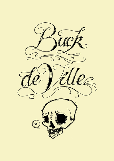 Cazz Buckley - Bristol Illustrator