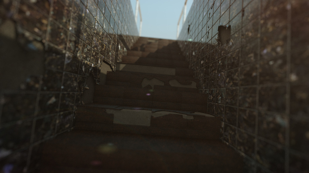 Exterior Stairs|3ds Max|Vray - Gevorg Chepchyan Online Portfolio