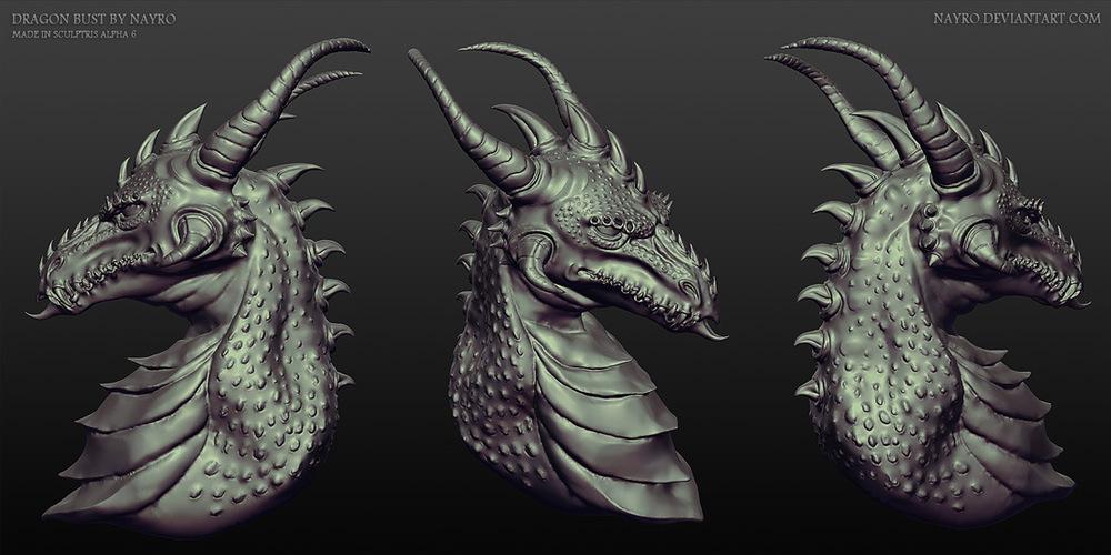 Art of Nayro - 3D (2013-14)