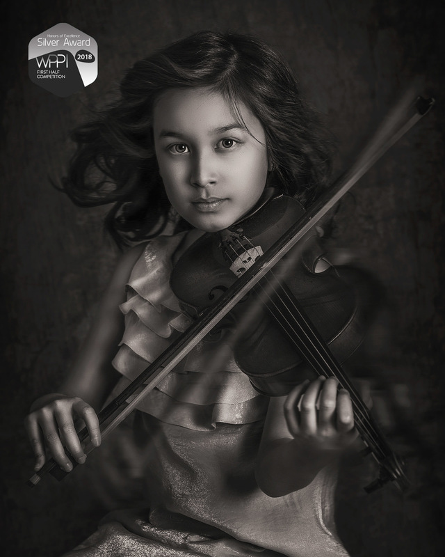 Dai Bui Photography - Silver Award WPPI 2018 First Half; Category - Children; Autor: Dai Bui