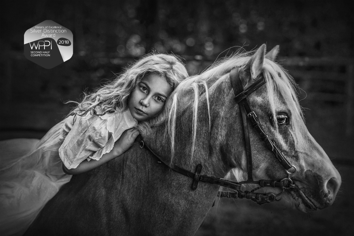 Dai Bui Photography - Silver Distinction Award WPPI 2018 Second Half; Category - Children Portrait; Autor: Dai Bui