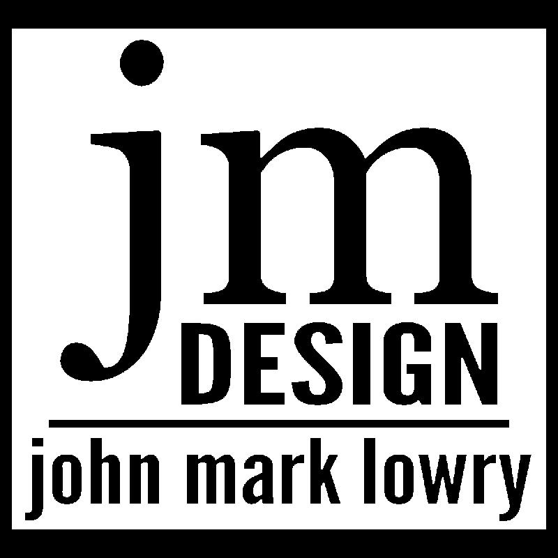 5391ce2d70f Current Portfolio Work - John Mark Lowry - Graphic Designer Portfolio