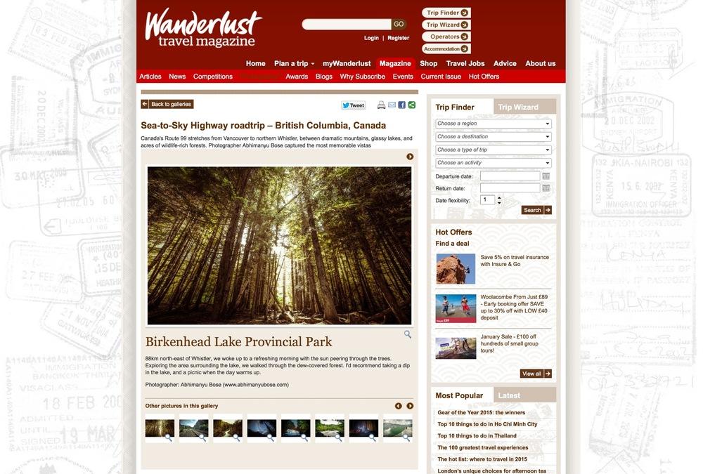 @theboseographer - Wanderlust