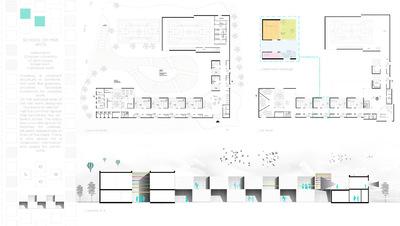 school of fine arts - architecture student portfolio