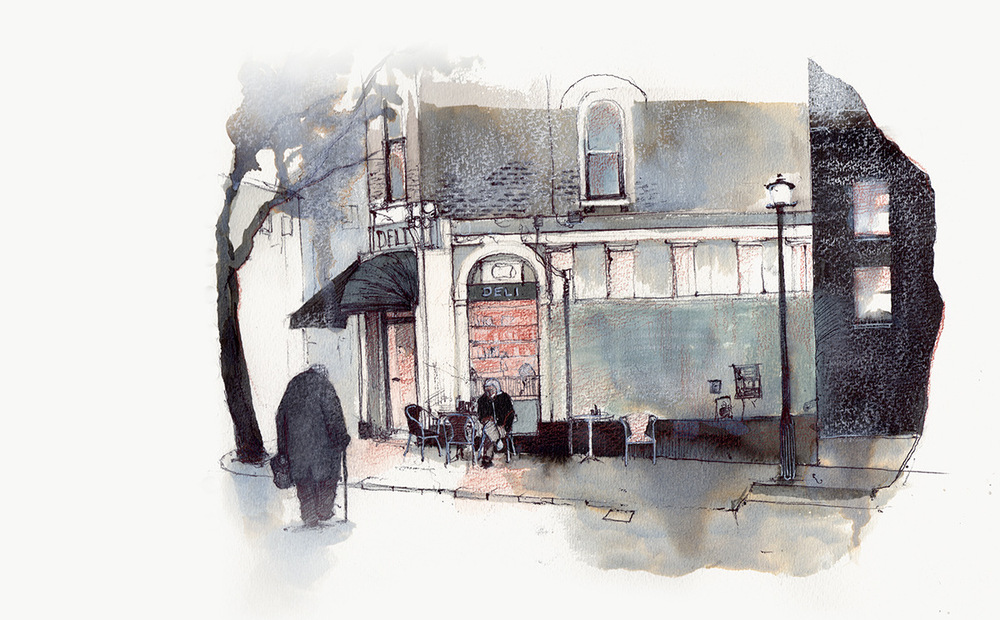 Joshua Drewe - London