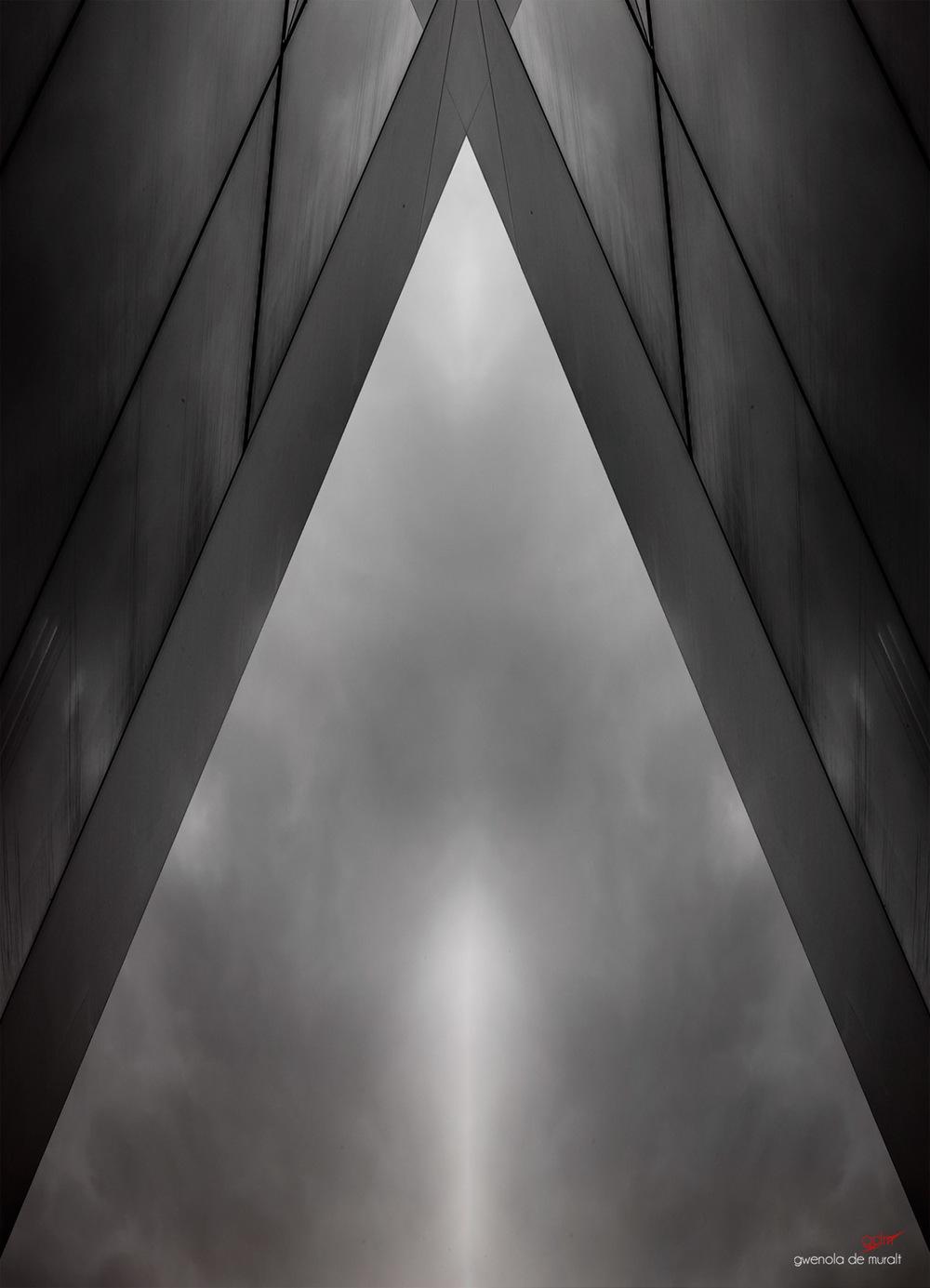 Gwenola De muralt - Solid geometry