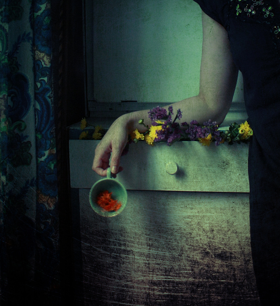 Raluca Caragea - Hands remember