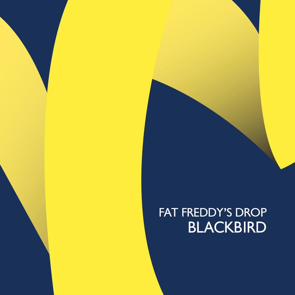 Osvald Landmark - Album Cover: Blackbird by Fat Freddy's Drop