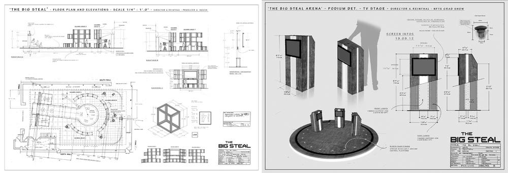 Romain Hemeray | Art Director - Production Design