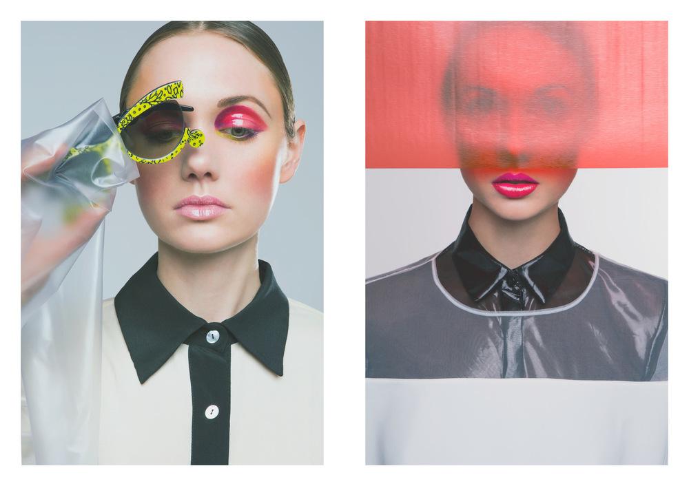 Donatella Pia - Plastic Wrap - Facade Magazine