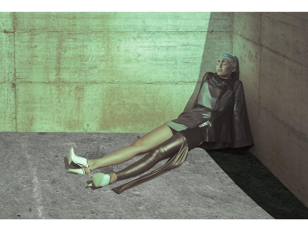 Donatella Pia - Unearthly - Moob Magazine
