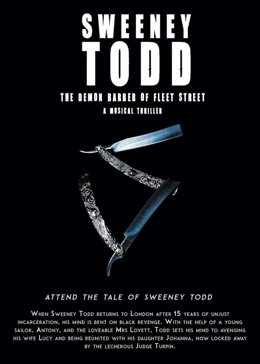 Gabriel Agranoff - Sweeney Todd