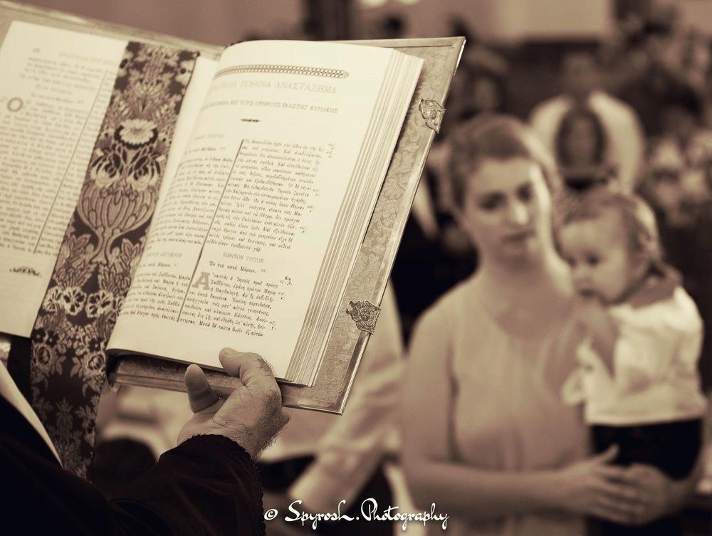 Spyros L - Baptisms