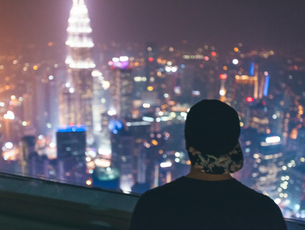 Andrea Dal Soglio - KUALA LUMPUR - Malaysia