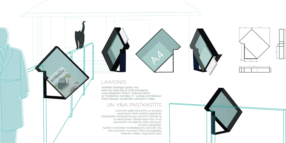 sofija jakobsone - 3rd year projects