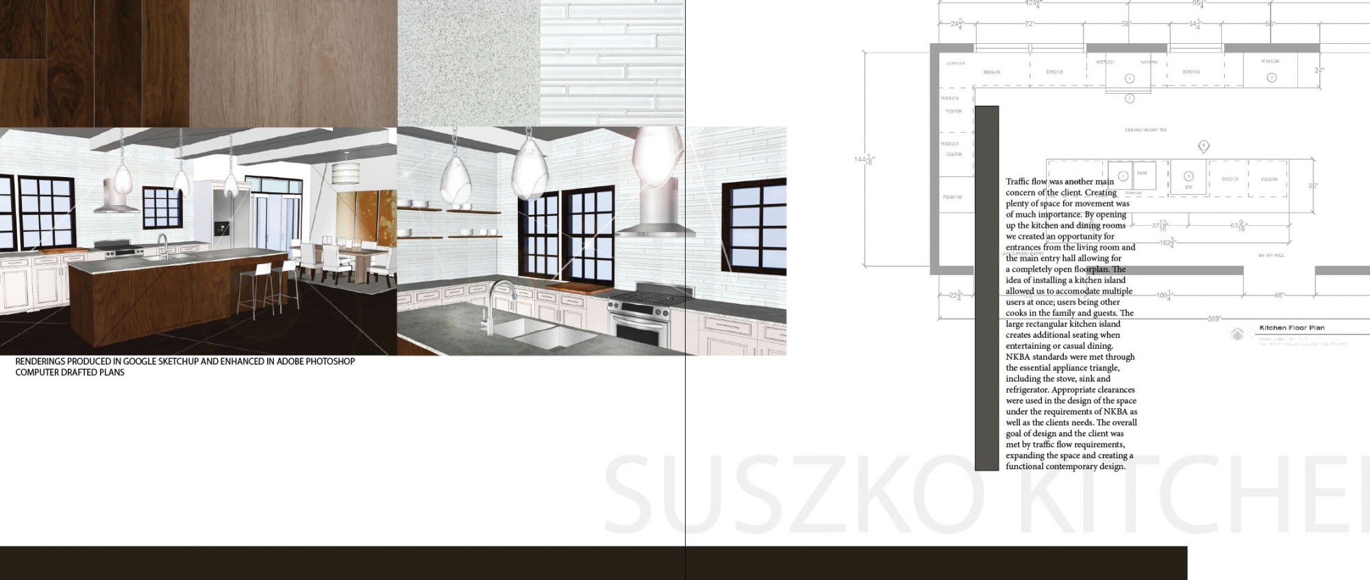 KITCHEN DESIGN Interior Design Portfolio - KITCHEN DESIGN & Residential Design - Interior Design Portfolio