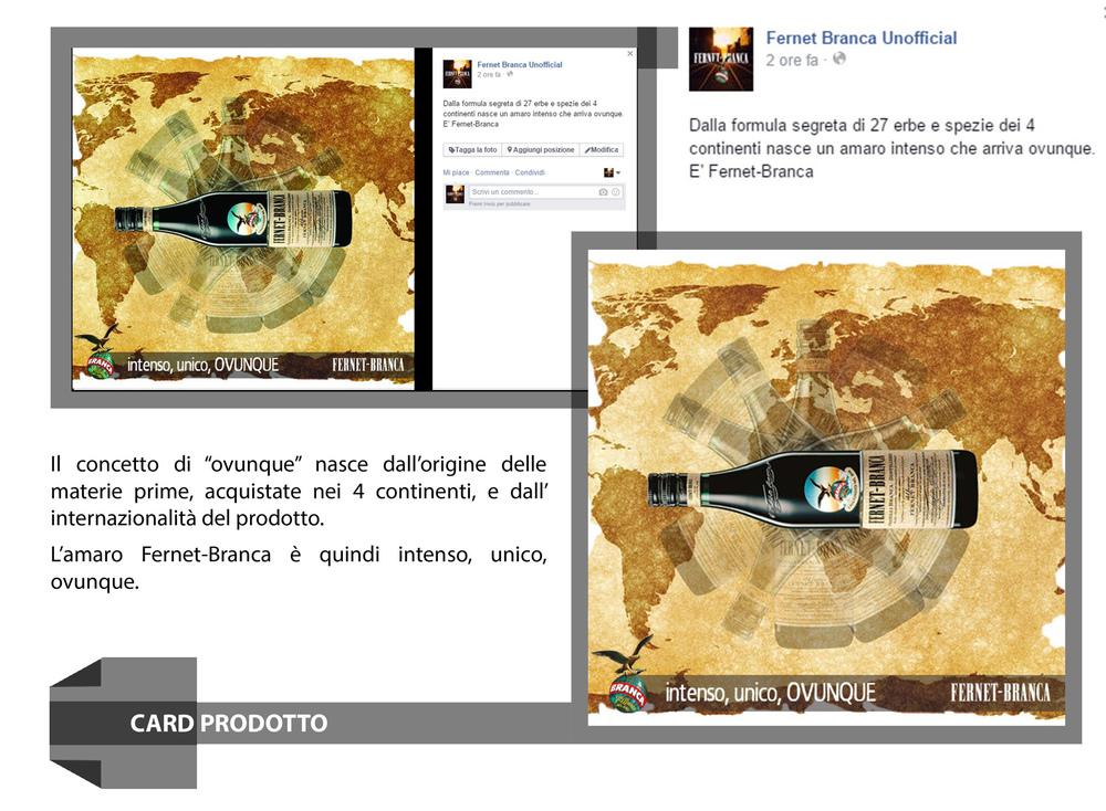 Alessia Casorati - SOCIAL MEDIA & GRAPHIC // Fernet Branca