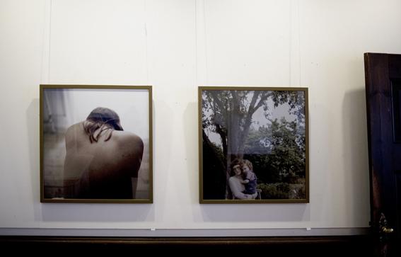 Lisbeth Johansen - Exhibition views