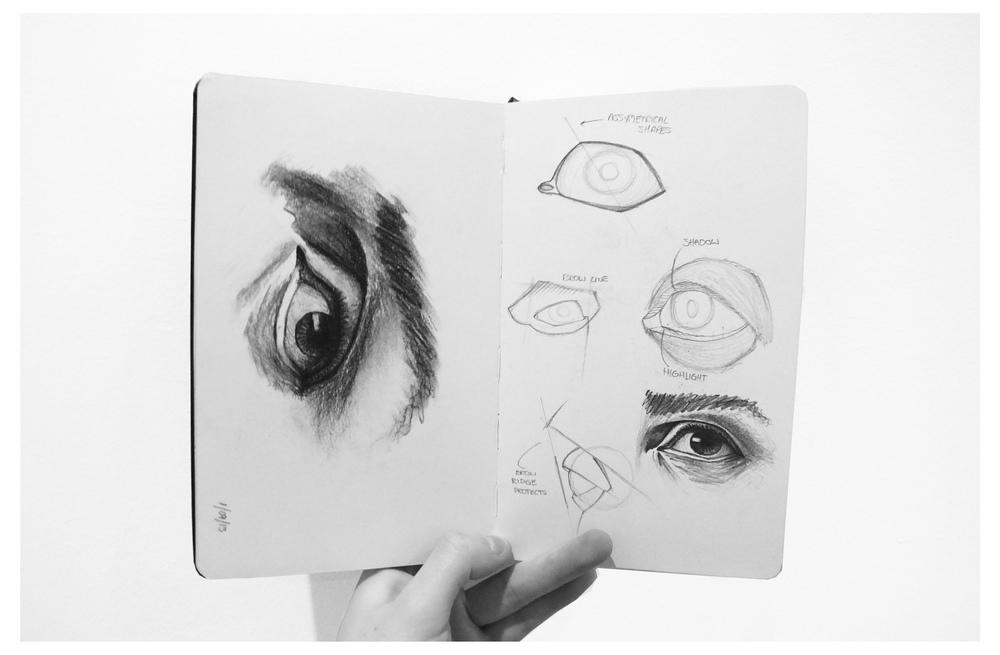 Samuel Letchford - Drawings