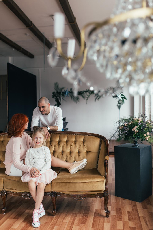кристина никулина - Family Photoshoot