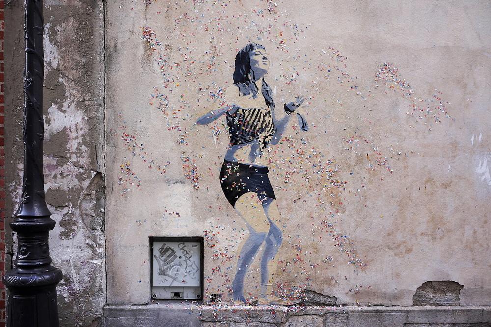 Patrice PICARD - L'éphémère dans la rue