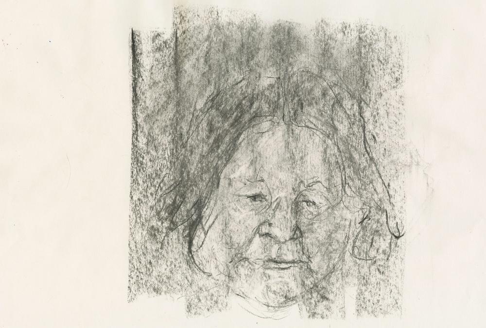 Daphne Percy-Chorafa - DRAWING