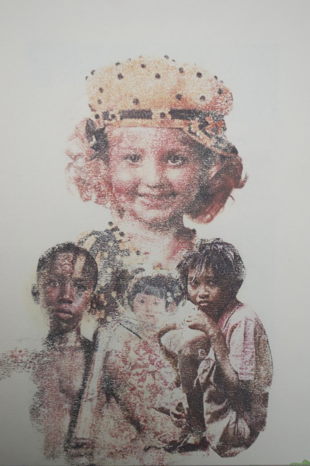 Daphne Percy-Chorafa - COLLAGE