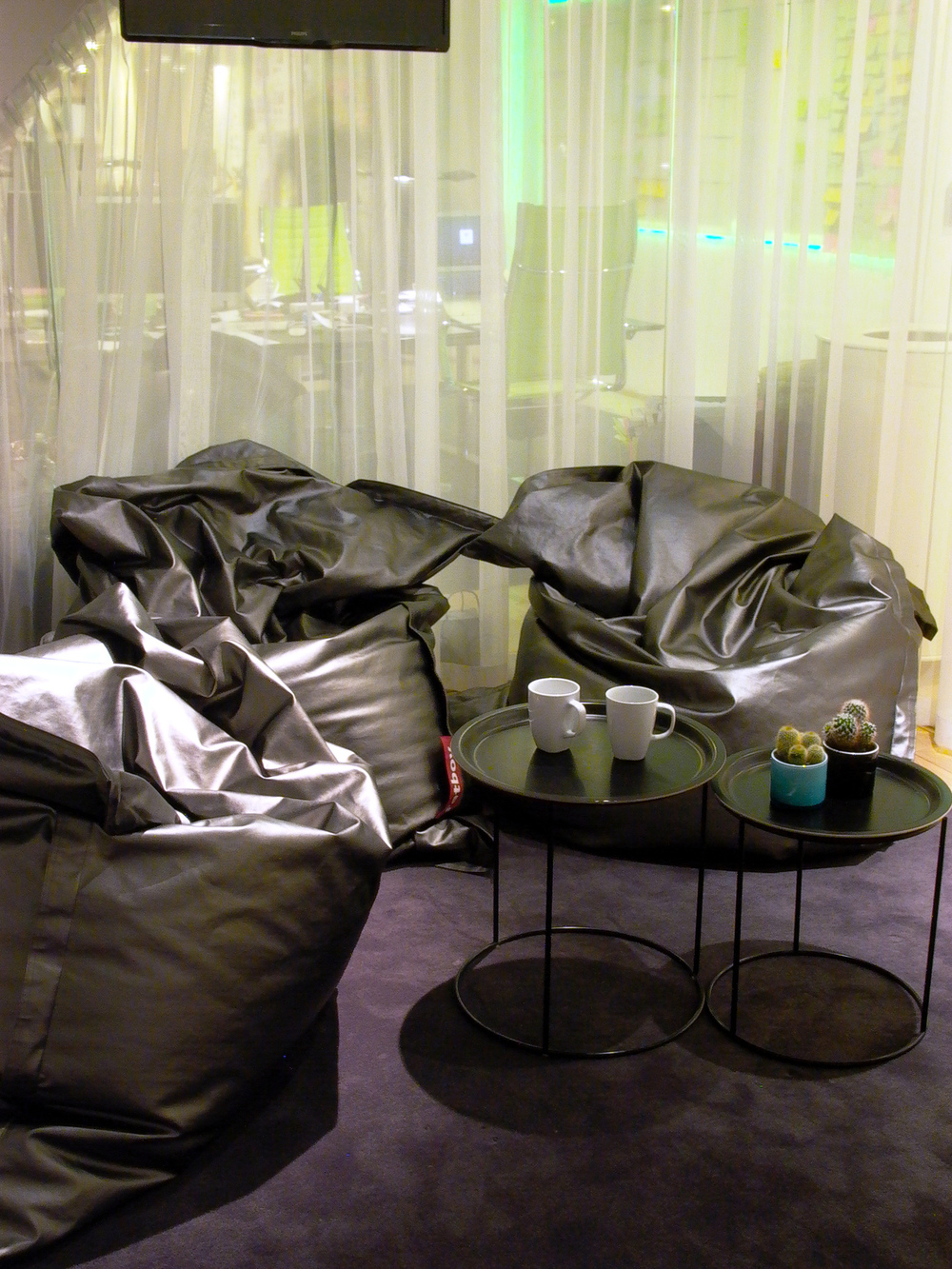 Tony  Fernandez - IZettle Office 1. Stockholm