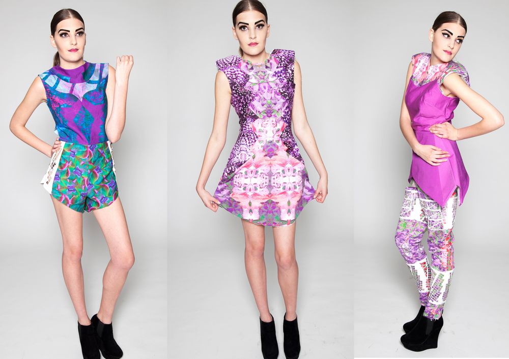 Sarah Mac - FASHION DESIGN & PRINT