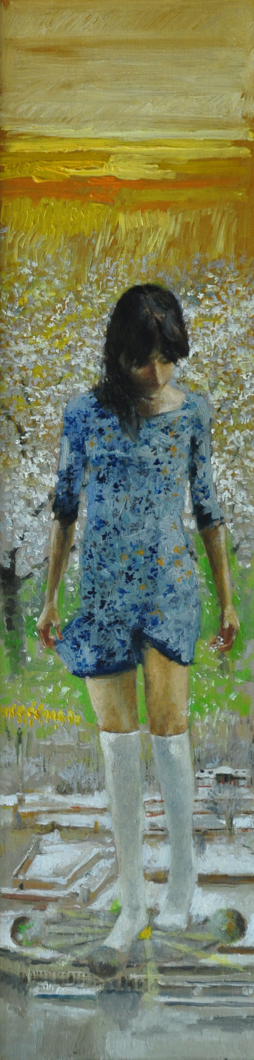 Mito Komatina - Oil Paintings