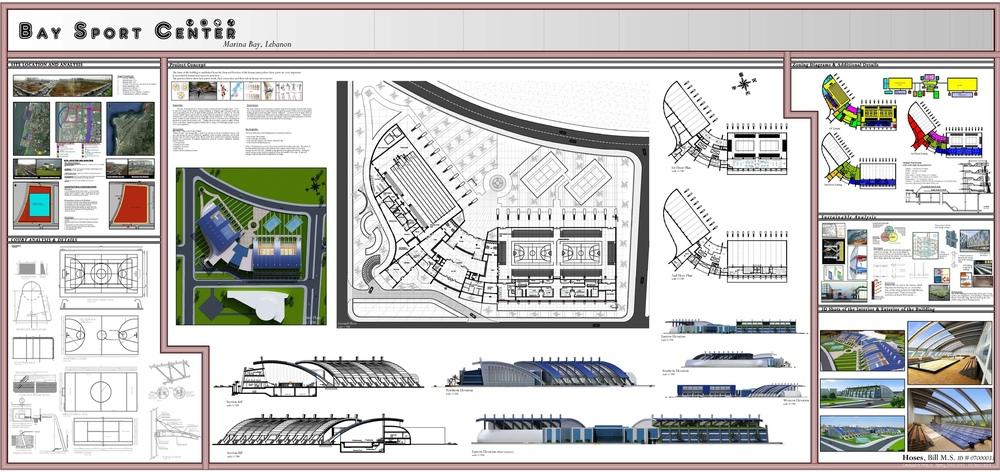 Bilal Hoss - Sports Center