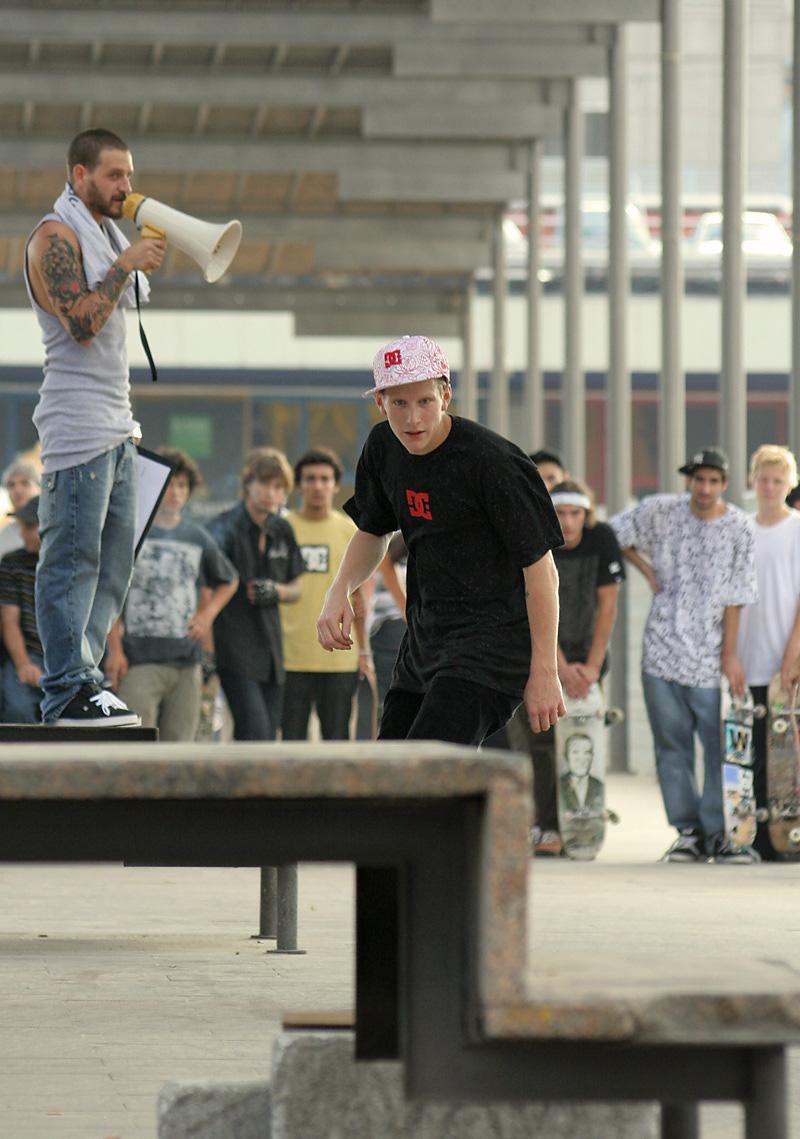 Carlos F. Viso - SkateBike