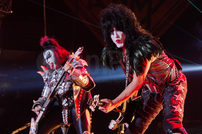 Gene Simmons & Paul Stanley (KISS)